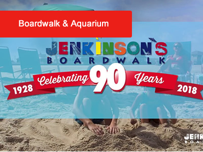 jenkinsons aquarium and boardwalk